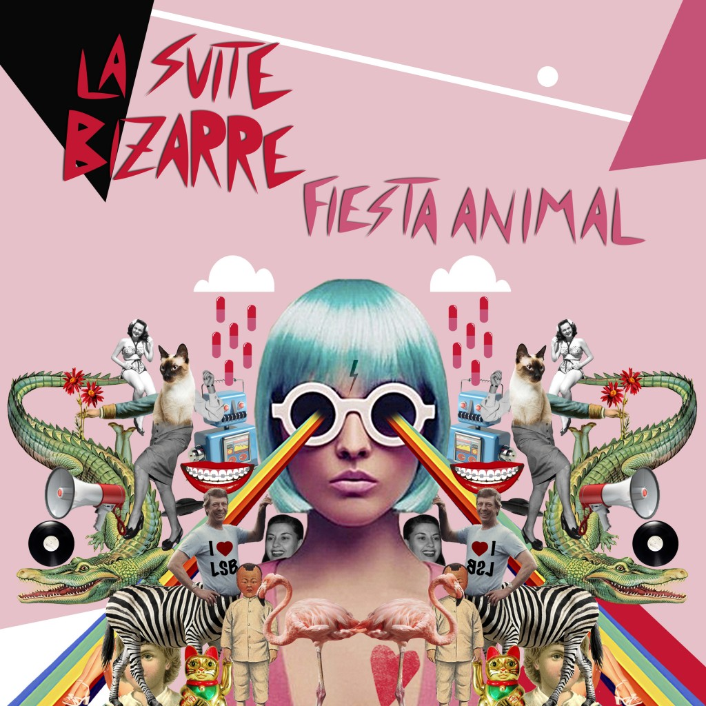 La Suite Bizarre album cover
